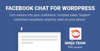 Thumbnail FACEBOOK LIVE CHAT FOR WORDPRESS 2.7