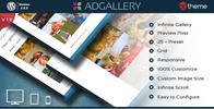 Thumbnail AD GALLERY PREMIUM WORDPRESS PLUGIN 1.4
